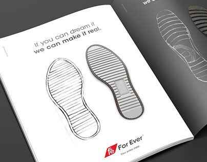 For Ever - Branding and advertising campaignes