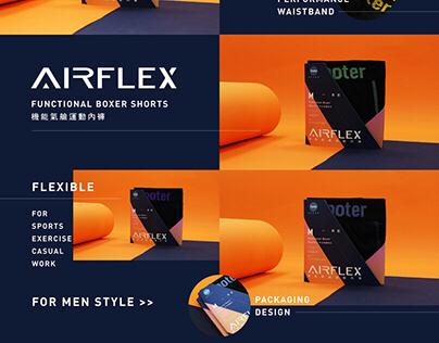 AIRFLEX / Functional Underwear