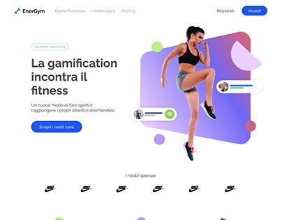 EnerGym - La gamification incontra il fitness