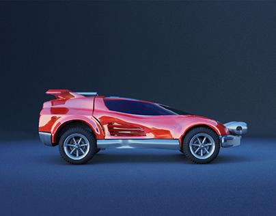 Red Lightning Zord (Power Rangers Turbo)