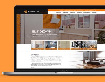 Elit Dizayn - Web Design & CMS Integration