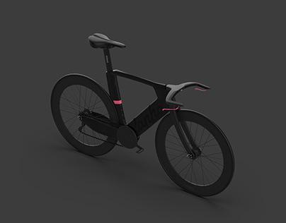 Räser - Triathlon Bicycle Concept