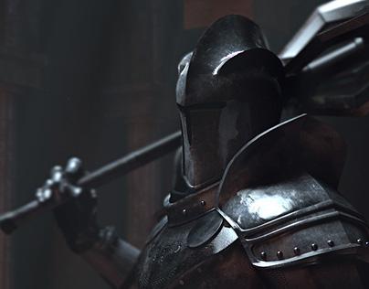 Character Art Knight