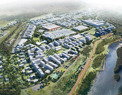 PRUT 2030, urban competition (1st place)