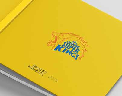 Chennai Super Kings - Brand Manual