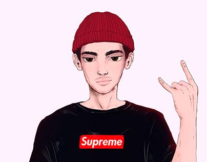supreme bby
