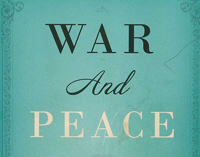 War and Peace Artwork