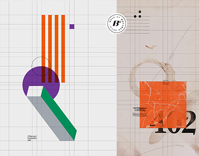 Posters + Grids