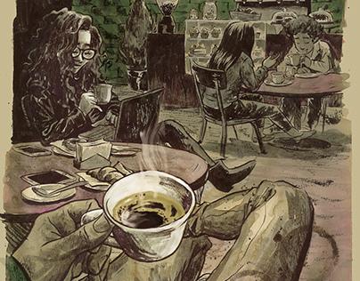 Porto´s Coffee