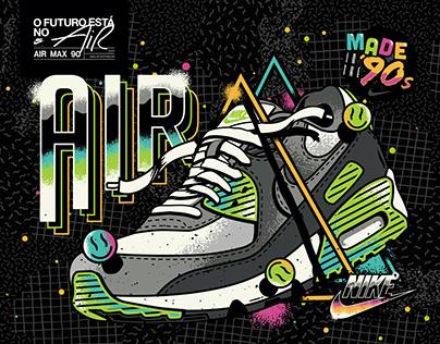 Nike - Air Max 90