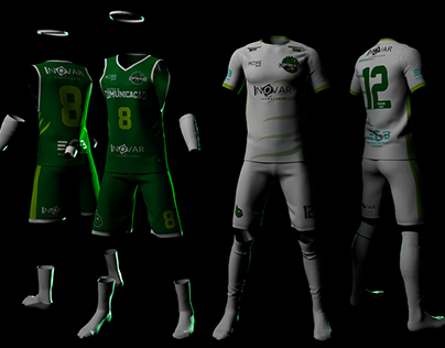 Atleticom Uniform 3D
