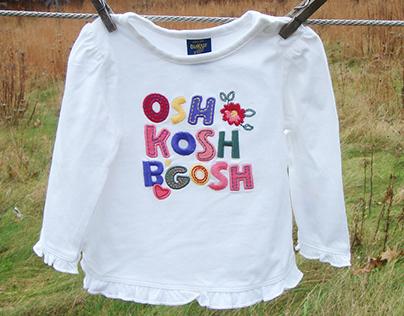 Oshkosh B'Gosh graphics