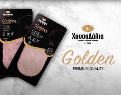 Chrysodalia Golden - Packaging Design