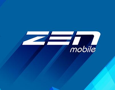 Zen Mobile Website