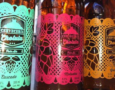 Etiqueta | Cervecería Cholula