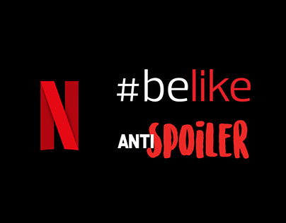Netflix: banner digital y producto