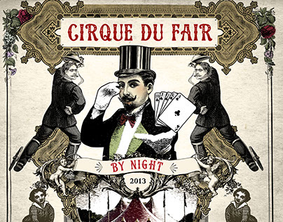 Apple | Cirque Du Fair By Night 2013