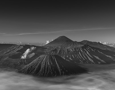 Surrounding The Beauty of Mount Bromo