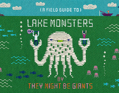 Video: Lake Monsters (music by They Might Be Giants)