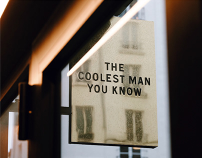 The Coolest Man You Know®