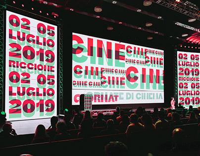 Ciné Film Festival identity