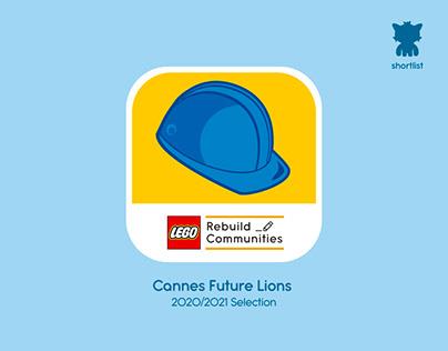 Lego | Rebuild Communities