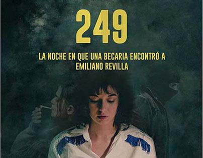 Identidad y cartel de la película 249