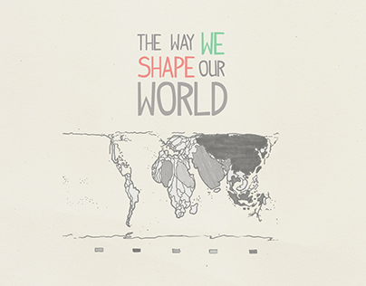 The way we shape our world (part 2)