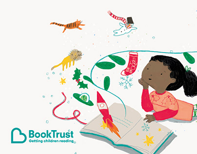 BOOKTRUST: CHRISTMAS CAMPAIGN
