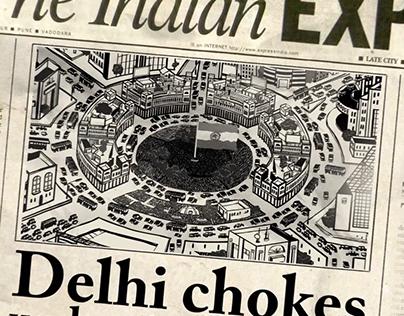 Delhi Chokes