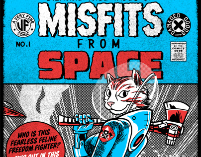Misfits from Space