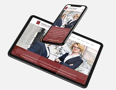 Law Firm - Desktop&Mobile
