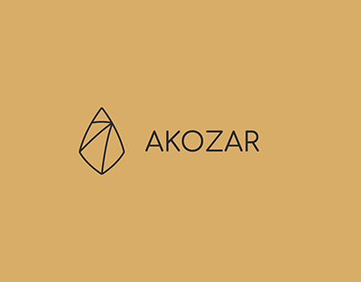 Akozar Visual Identity Project