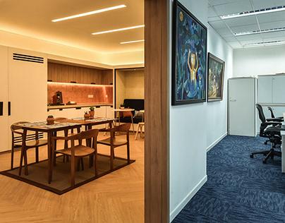Office Design - Jakarta, Indonesia