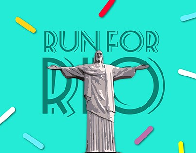 Run for Rio Motiongraphic - Mobiefit