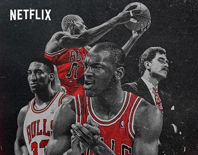 Netflix - The Last Dance Italian Campaign