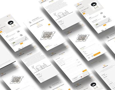 Web Page Design ''Laura Home''