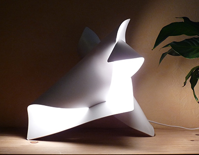 Lily - Modular lamp in forex