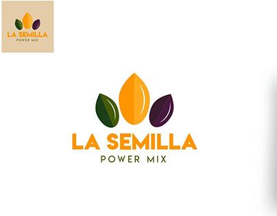 Logo Design x La Semilla