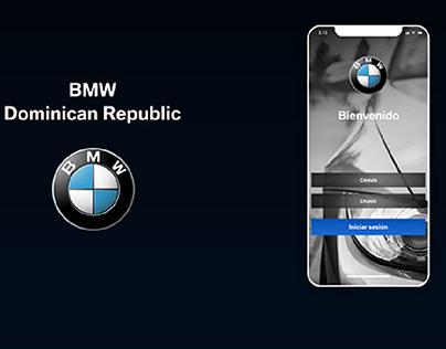 BMW Mobile App Official Ux/Ui