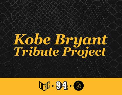 Kobe Bryant Tribute Project - The Jerseys