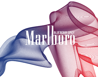 MARLBORO Blueberry Spicy