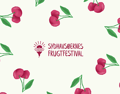 Sydhavsøernes Frugtfestival - Rebranding