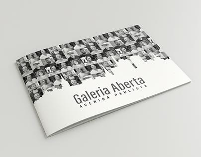 Galeria Aberta - Projeto de graduação