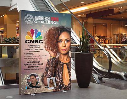 Hairdresser Power Poster