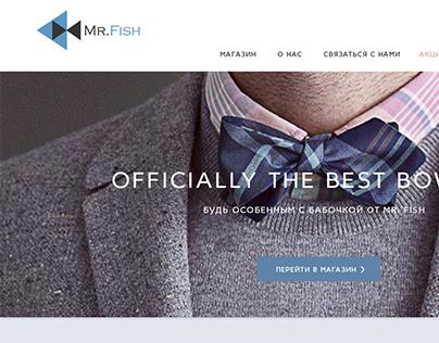 Mr. Fish Online Store