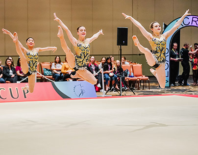 Vegas Acro Cup 2019 - Sports Photography