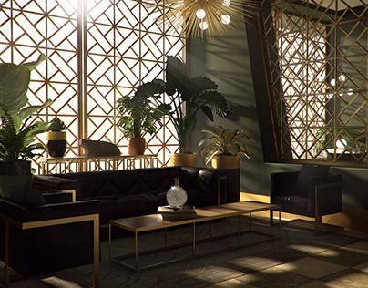 El Pangolin | Identity and Interior Design Project