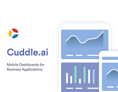 Cuddle.ai : Mobile Dashboard Research