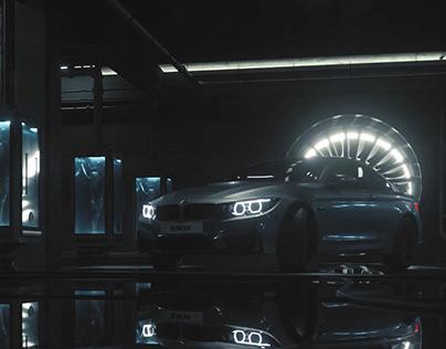 BMW M4 HANGAR